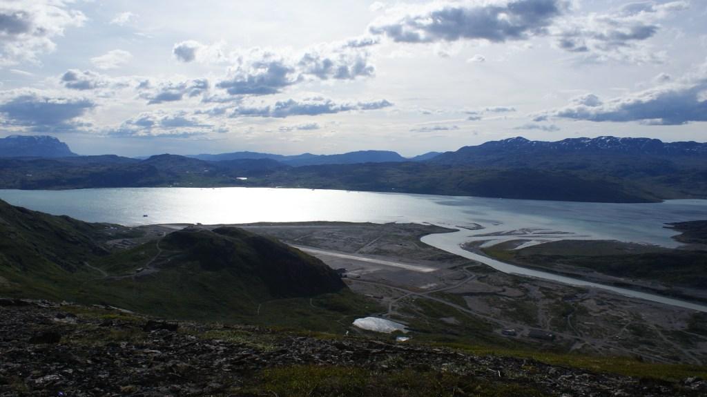 Narsarsuaq landscape