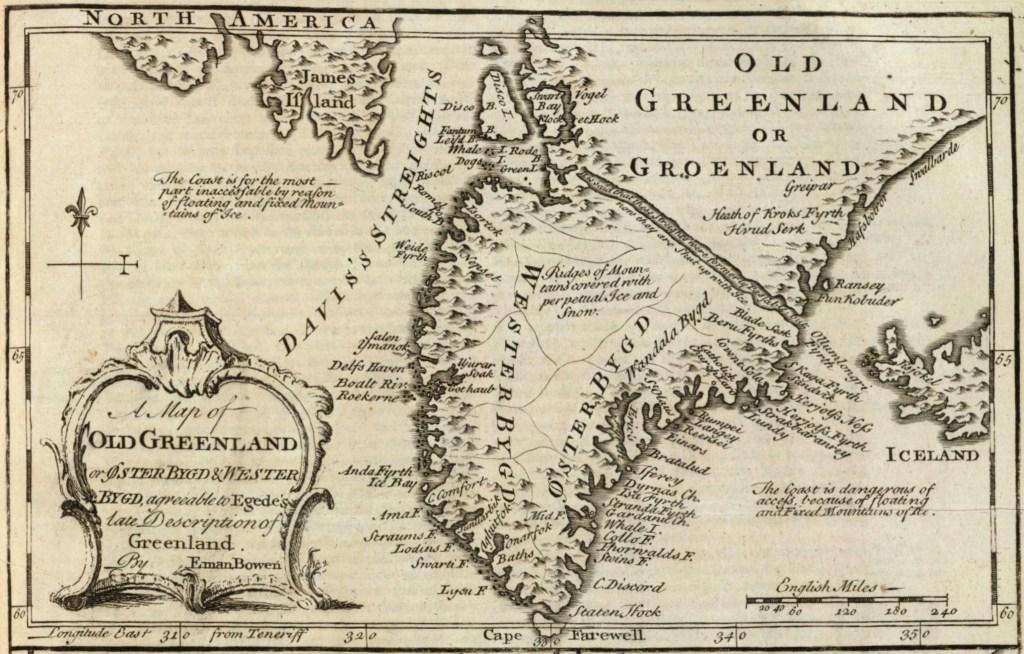 Greenland History