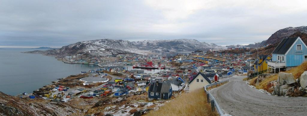 Quaqqortoq landscape