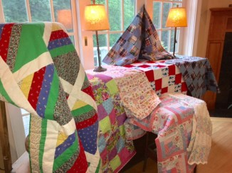 Quilts for donation pic 2
