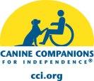 Canine companion logo