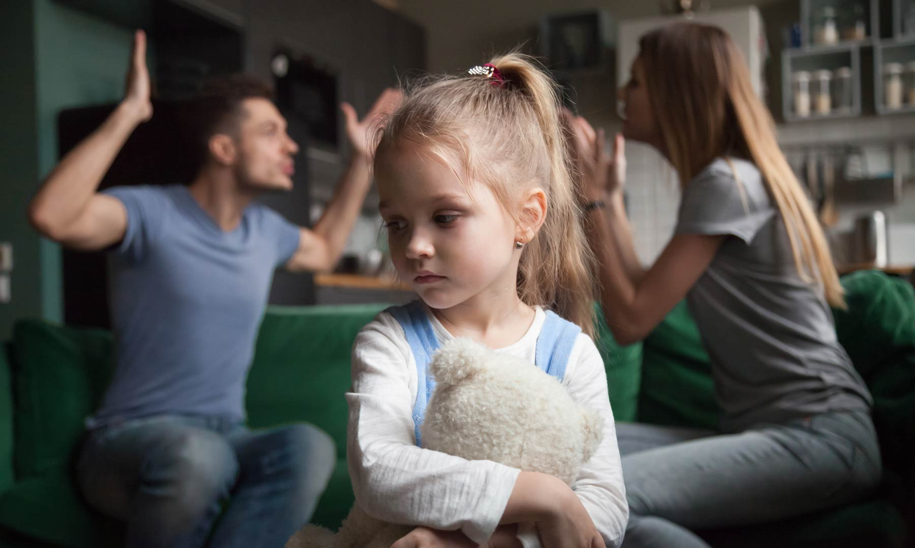 helping children during a California divorce