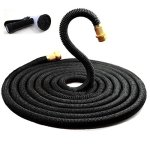 100-Expanding-HoseLAPOND-Worlds-Strongest-Expandable-Garden-Hose-with-MADE-IN-USA-Standrad-Solid-Brass-ConnectorDouble-Latex-Reinforced-Core2016-design-Fathers-Prime-Day-Gift-0