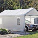10×20-foot-Instant-Garage-Shelter-White-0