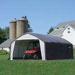 12x20x9-Accela-Frame-HD-Shelter-Gray-Cover-0-0