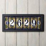 5-tile-Contemporary-House-Address-Plaque-0-0
