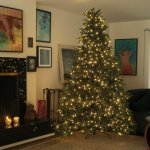 75-Tree-with-500-Multicolor-LEDs-and-6-Functions-Mixed-Pine-and-PVC-with-Cones-Total-1202-Tips-0-0