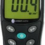 Ambient-Weather-TM-206-Solar-Power-Meter-Pyranometer-0