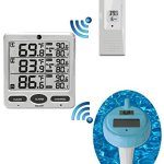 Ambient-Weather-WS-20-Wireless-8-Channel-Floating-Pool-and-Spa-Thermometer-with-Outdoor-Remote-Thermometer-0