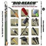 BIG-REACH-Multi-Use-Extension-Poles-Complete-Property-Maintenance-Set-4ft-22ft-Reach-NEW-0