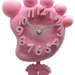 CC-JJ-Three-Dimensional-Digital-Wall-Clock-Mute-Brief-Clock-Cartoon-0-1