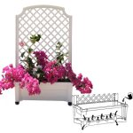 Exaco-1416W-Calypso-Planter-with-Trellis-and-Self-Watering-System-0-1