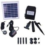 Garden-Sun-Light-APP012B-3-Watt-Solar-Panel-with-Water-Pump-Battery-LED-0