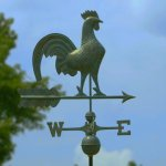 Good-Directions-Large-Rooster-Weathervane-0
