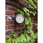 Luster-Leaf-Evesham-20054-Clock-and-Thermometer-0-1