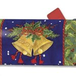 MailWraps-Christmas-Bells-Mailbox-Cover-07938-by-MailWraps-0