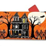 MailWraps-Haunted-House-Mailbox-Cover-01229-by-MailWraps-0