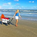 Mighty-Max-Cart-FB600ABG-Flatbed-Yard-Cart-with-All-Terrain-Weatherproof-Wheels-0-0