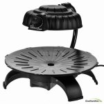 NEW-Zaigle-Simple-Infrared-Ray-Well-being-Roaster-Indoor-Electric-BBQ-Gril-Pan-220v-0-0