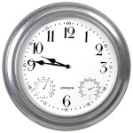 Poolmaster-52611-24-London-Wall-Clock-0