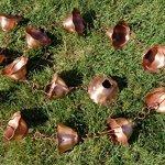 U-nitt-8-12-feet-Pure-Copper-Rain-Chain-flared-bowl-cup-85-ft-length-7865513-0-1