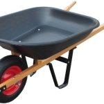 United-General-WH89679-Poly-Tray-Wheelbarrow-4-Cubic-Feet-0