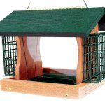 Woodlink-Going-Green-Large-Premier-Bird-Feeder-With-Suet-Cages-Model-GGPRO2-0