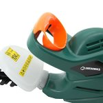 DOEWORKS-45AMP-Corded-Electric-Hedge-Trimmer-with-25-Dual-Steel-Blade-0-1