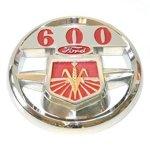 New-NCA16600A-Front-Hood-Emblem-for-Ford-600-Series-Tractors-0