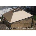 10-x-12-Outdoor-Patio-Gazebo-Replacement-Canopy-RipLock-350-0-0