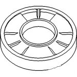 104655C1-New-Case-IH-Brake-Piston-186-3088-3288-3388-3488-3588-3688-3788-6388-0