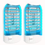 2-Pack-Willaire-Bug-Zapper-Electronic-Mosquito-Killer-Non-toxic-LED-Mosquito-Trap-Insect-Inhaler-Lamp-blue-LED-Insect-Killer-Lamp-0