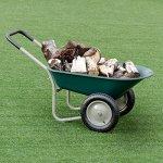 2-Tire-Heavy-Duty-Garden-Yard-Cart-Landscape-Wagon-Allblessings-0-0