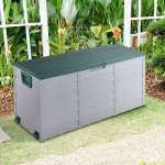 44-Deck-Storage-Box-Outdoor-Patio-Garage-Shed-Tool-Bench-Container-70-Gallon-0-4