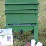 5-Tray-Worm-Compost-Bin-iTower-Green-0