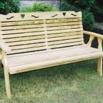 53-Treated-Pine-Crossback-with-Heart-Garden-Bench-0