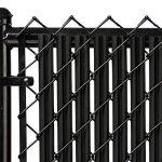 5ft-Black-Ridged-Slats-for-Chain-Link-Fence-0
