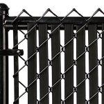5ft-Black-Tube-Slat-for-Chain-Link-Fence-0
