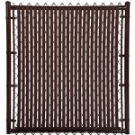 5ft-Brown-Tube-Slats-for-Chain-Link-Fence-0-0