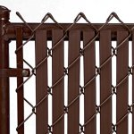 5ft-Brown-Tube-Slats-for-Chain-Link-Fence-0