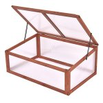AK-Energy-Garden-Portable-Wooden-Mini-Green-House-Cold-Frame-Raised-Plants-Bed-Protection-Adjust-Hinge-0