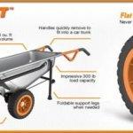Aero-Cart-8-in-1-Multi-Function-Wheel-Barrow-Yard-Cart-0-2