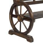 AlekShop-Patio-Garden-Wagon-Wheel-Bench-Rustic-Outdoor-Wood-Furniture-Wooden-Design-Chair-Yard-Country-Home-Style-0