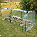Alitop-7x3x3-Greenhouse-Mini-Portable-Gardening-Flower-Plants-Yard-Hot-House-Tunnel-0