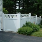Ashton-6-ft-H-x-8-ft-W-White-Vinyl-Privacy-Fence-Panel-0