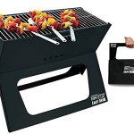 BBQCroc-Portable-Easy-Grill-Premium-Foldable-Charcoal-Barbecue-Extra-Large-Grilling-Surface-0