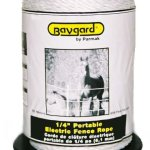 Baygard-Electric-Fence-14-Inch-White-Rope-656-Feet-Model-795-0