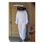 Bee-Champions-BEE-CH-BEE-SUIT-M-3Pk-Cotton-Full-Beekeeping-Suit-3-pack-Medium-0-0