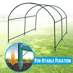 BenefitUSA-Hot-Green-House-10x7x6-Larger-Walk-In-Outdoor-canopy-gazebo-Plant-Gardening-Greenhouse-0