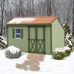 Best-Barns-Aspen-8-X-12-Wood-Shed-Kit-0